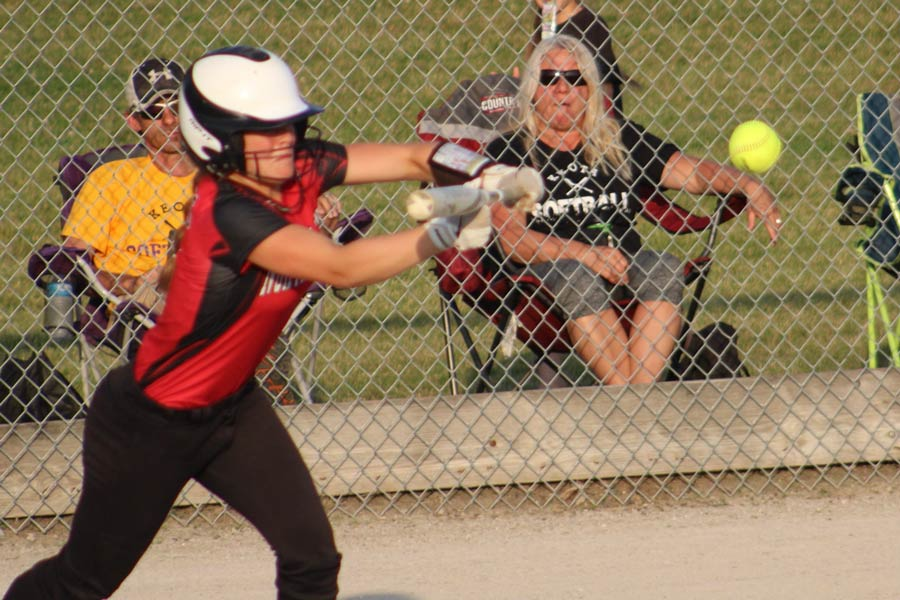 McKay No-hitter helps NM to Tourney Win Over Keota
