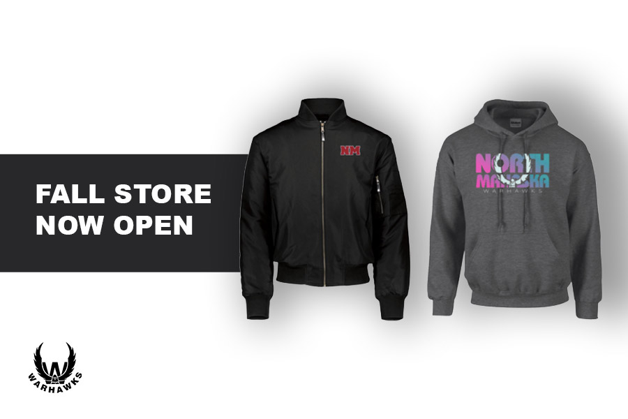 Fall Store Now Open