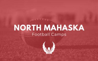 North Mahaska Football Camps
