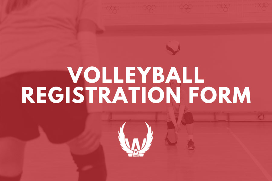 2021 Volleyball Camp Registration Form