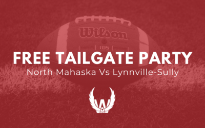 Free Tailgate Party