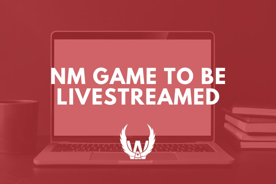 NM Game to be Livestreamed