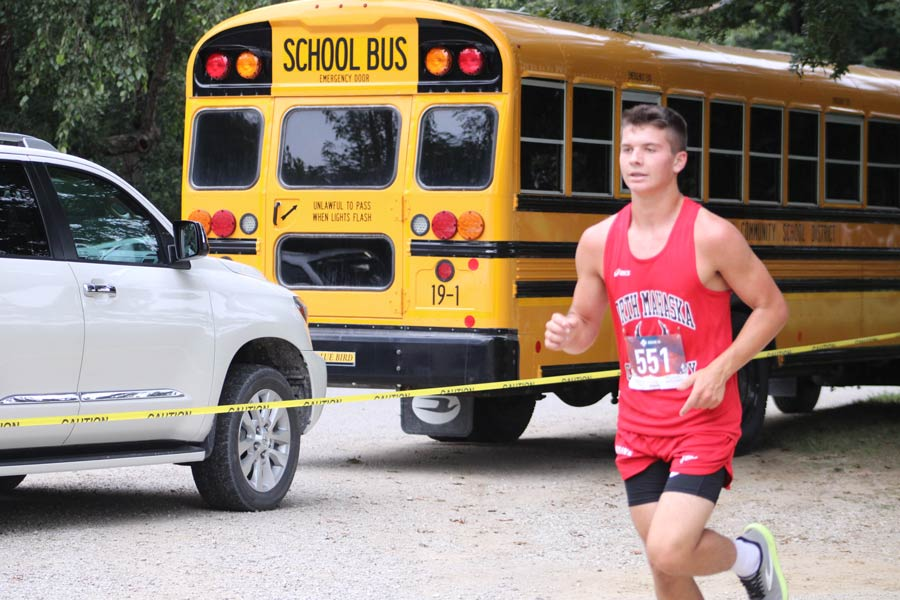 NM Boys Run Fourth at Wildwood