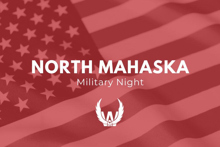 North Mahaska Military Night